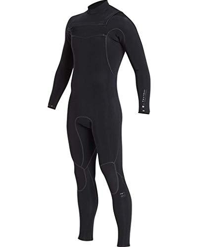 Billabong Men's 4/3 Furnace Carbon Ultra Chestzip Black Medium