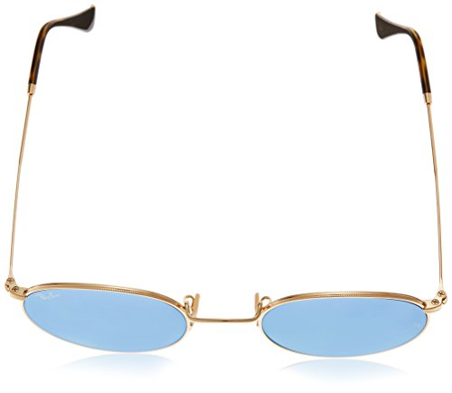 Adulte Ban Montures mm de Lunettes Rb Gold Ray Mixte 50 Or 3447N 0gxd0q