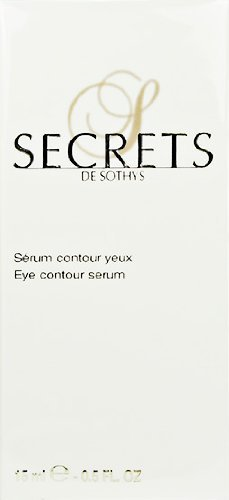 Sothys Secrets Eye Contour Serum 15ml(0.5oz) Fresh NewSothys Secrets Eye Contour Serum 15ml(0.5oz) Fresh New Good Quality for Everyone Fast Shipping Ship Worldwide by Sothys (Image #1)
