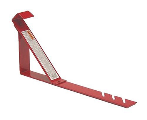 Qualcraft 45-Degree Fixed-Angle Roofing Bracket with 6-Inch Platform #2504 (Roofing Bracket)