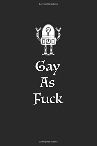 Download Gay As Fuck: Lined notebook ebook