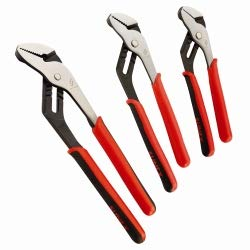 Sunex SUN3611V Tongue & Groove Pliers Set - 4 Piece by Sunex Tools