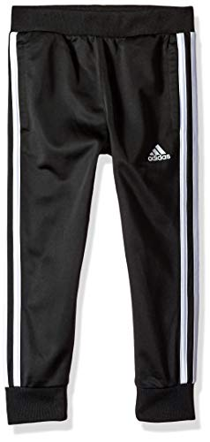 adidas Girls' Big Jogger Pant, Black ark L (12/14)