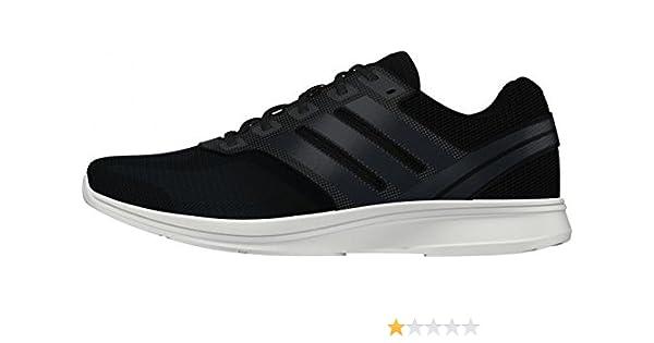 super popular 1f11d 110d1 Adidas lite Pacer 3 M - Zapatillas para Hombre, Color Negro Blanco, Talla