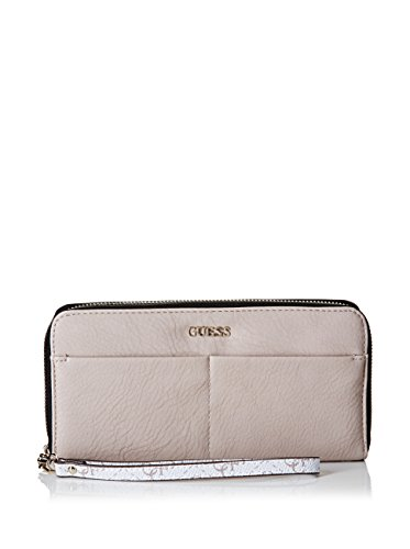 Guess Portafoglio Privacy Slg Large Zip Around Nude