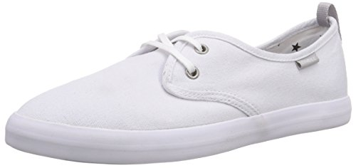 ONEILL Gidget canvas - zapatilla deportiva de lona mujer blanco - Weiß (Powder White (1030))