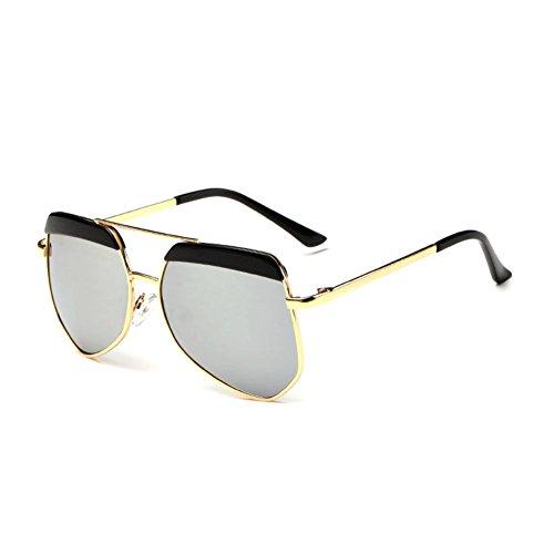 Sinkfish SG80022 Sunglasses for Women,Dazzling Color Oval Non-Polarizer - UV400/Bisque - Liive Sunglasses