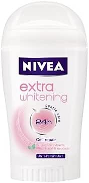 Nivea Extra Whitening Cell Repair Deodorant Stick Amazing of Thailand