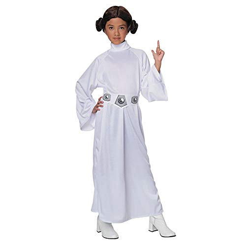 Deluxe Princess Leia Child Costume - Large]()