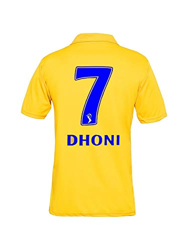 amf csk dhoni7 Jersey for Boys Price & Reviews