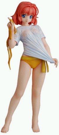 Please Twins Kudou Hukashi Swimsuit Ver 1/8 Scale PVC Figure [Toy] (japan import)