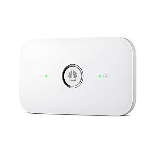 Huawei E5573Cs-322 Unlocked 150 Mbps 4G LTE & 50 Mpbs 3G Mobile WiFi (4G LTE in Europe, Asia, Middle East, Africa and partial LATAM)