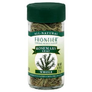 Frontier Naturals Whole Rosemary Leaf .78 OZ (Pack of 9)