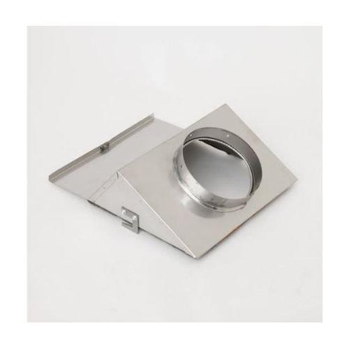 Core Steel Boot - Wolf Steel Ltd (Core) EPA335KT EPA335KT Stainless Steel Low Clearance Adapter (Insert Boot 6 Inch ID Collar)