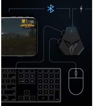 Flydigi Q1 para Android Mobile Game Keyboard Mouse Convertor para todos los juegos no compatible con iOS 13.4
