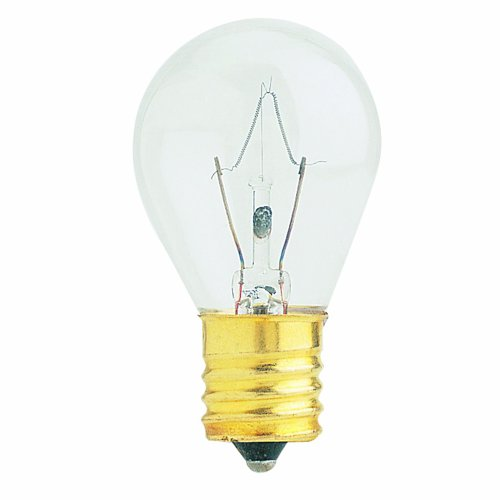 (Feit Electric BP25S11N 25-Watt S11 Hi-Intensity Bulb, Clear)