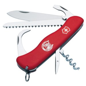 Victorinox - Equestrian, Red, 111mm