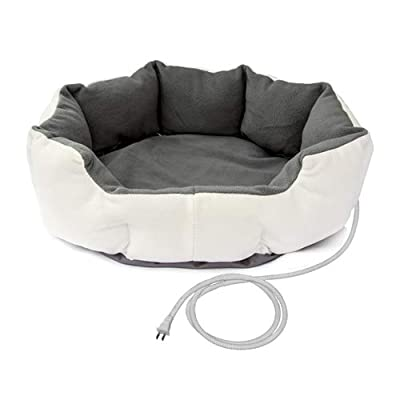 ALEKO PHBED21M Electric Thermo-Pad Heated Pet Bed