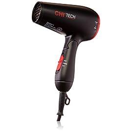 CHI Tech Travel Ceramic Hair Dryer - 31ZENGYAWEL - CHI Tech Travel Ceramic Hair Dryer