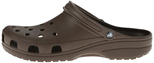 Crocs Classic, Unisex Adults' Clogs Brown (Chocolate)