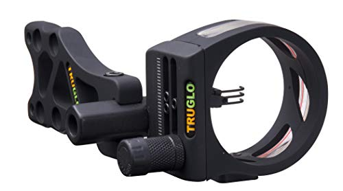 Bow Tru Sight (TRUGLO TSX Pro Series Bow Sight, 3-Pin, Standard Adjustment)
