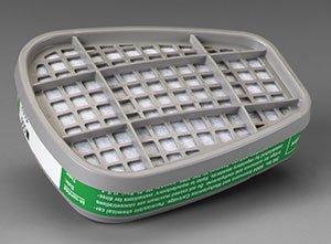 3M? Ammonia/Methylamine Cartridge - (6 Pack; 2/Pack) - R3-6004