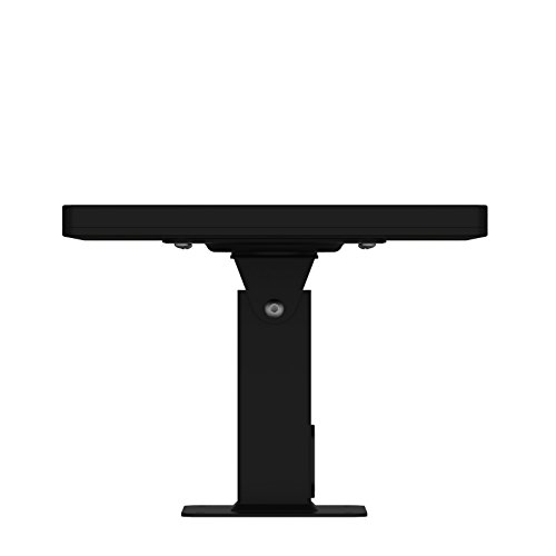 iPad (5th Gen) 9.7/Pro, Air 1/2 Black Covered Home Button Rotating & Tilting Desk/Table Mount [Bundle] by VidaMount (Image #4)'