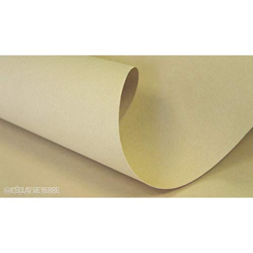 Hahnemuhle Bugra, Fawn Brown #307, 33'' x 41'', 130 GSM (10 Sheet Package) by Bugra Paper