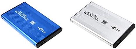 non-brand 2 Piezas Externo SSD HDD Disco Duro Caja USB 2.0 SATA ...