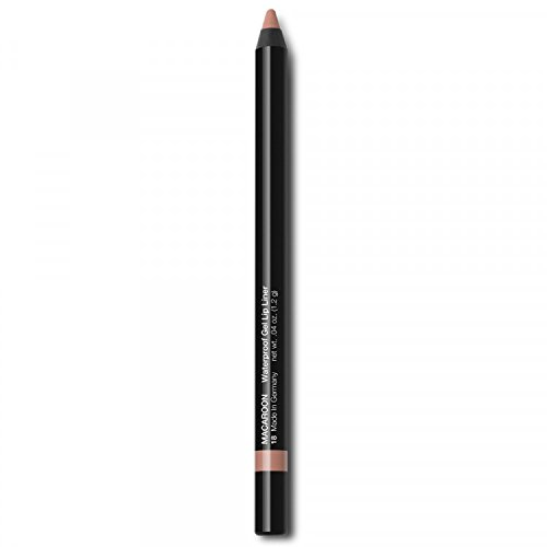 Gel Lip Liner in a Medium Brown with Hints of Pink in the Sh