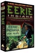 Player Indiana - Eerie Indiana - The Complete Series [DVD] [Region2] Requires a Multi Region Player