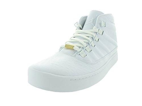 Nike Jordan Mænds Jordan Westbrook 0 Afslappet Sko Hvid / Metallic Guld / Hvid lBcMgmye6