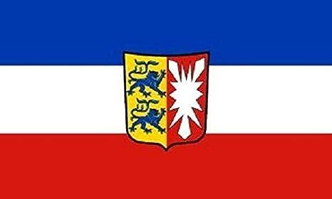 Fahne Flagge Schleswig-Holstein 60 x 90 cm Bootsflagge Premiumqualität