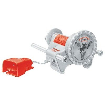 RIDGID 41855 Model 300 Power Drive, 38 RPM Power Drive Pipe Threading Machine Only 1/2 Hp Power Threading Machine