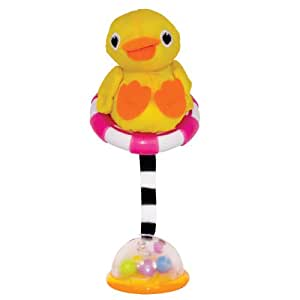Sassy Fill and Float Duckie Temperature Bath Toy (Discontinued by Manufacturer)