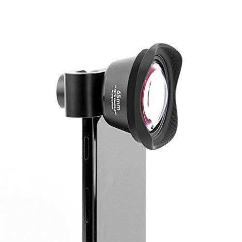 huge selection of 789c3 0d57d Morjava PH-8151 Cell Phone Camera Lens 3X Optical Portrait Phone Lens  Compatible with iPhone 8 X XS XR Max 8plus 7 6S and Most Android Smartphone