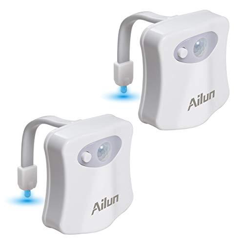 Toilet Night Light 2Pack
