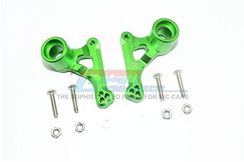 Traxxas E-Revo 2.0 VXL Brushless (86086-4) Aluminum Rear Rocker Arm Set - 1Pr Set Green G.P.M.