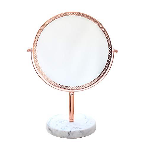 Mirror Nordic Princess Mirror Ins Makeup Mirror Desktop Makeup Mirror Girl Mirror Desk Vanity Mirror Makeup Mirror