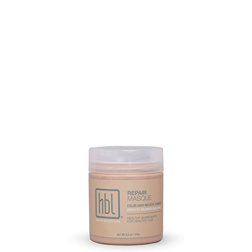 HBL Repair Masque Color Safe Holistic Formula Perfectly Balanced pH 3.5-4.5 6.2ounces