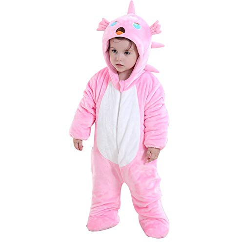 Unisex Baby Onesie Winter Romper Animal Pajamas Costume Cosplay Clothes