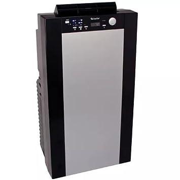 EdgeStar AP14001HS 14,000 BTU Dual Hose Portable Air Conditioner U0026 Heater
