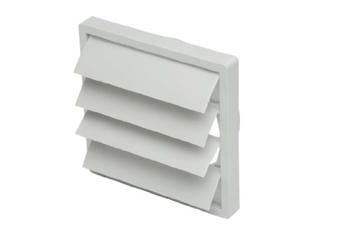 10 inch louvered shutter - 3