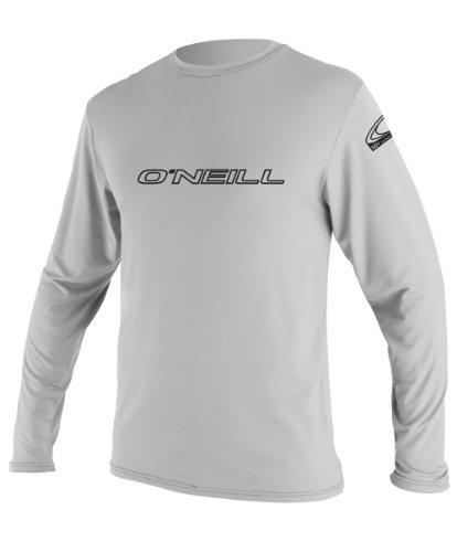 O'Neill Wetsuits Basic Skins Long-Sleeve Rashguard Top
