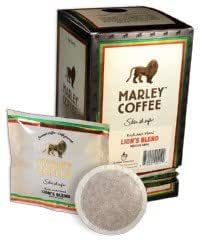 Marley Coffee Lion`s Blend Coffee Pods