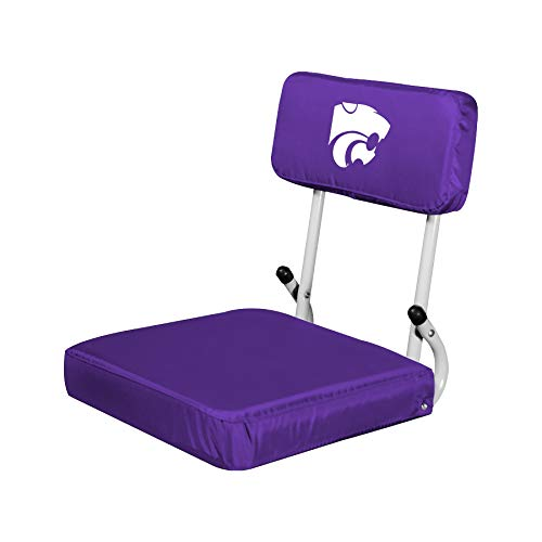 Logo Brands NCAA Kansas State Wildcats Hard Back Stadium - State Seat Stadium