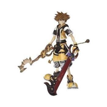 Amazon.com: Kingdom Hearts 2: Sora Master Form Action Figure: Toys ...