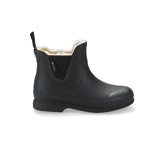 Classic Black Rubber Eva Women's Tretorn Winter Boots qtRwBY