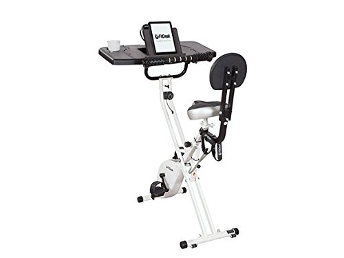 FitDesk v3.0 Desk Bike with Extension Kit $199.99 (Was $400) **Today Only**