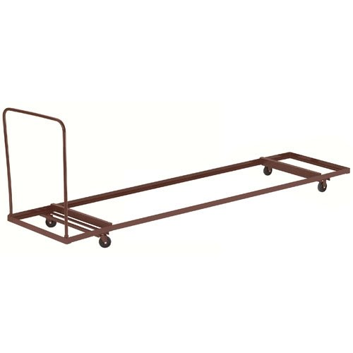 National Public Seating 90.25 in. Folding Table Dolly